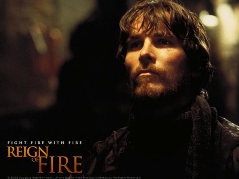 Christian Bale Reign Of Fire