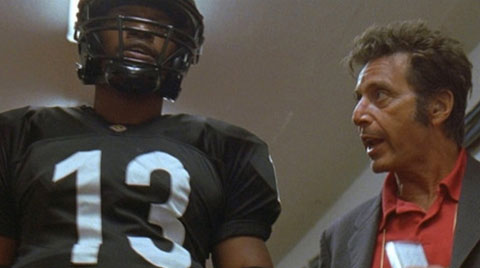 a review of the film any given sunday Home film reviews december 19, 1999 11:00pm pt any given sunday a rambunctious, hyperkinetic, testosterone-and-adrenaline-drenched look at that american obsession known as professional.